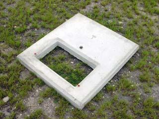Concrete Transformer Pads