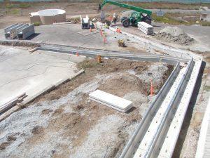 Precast Concrete Trench