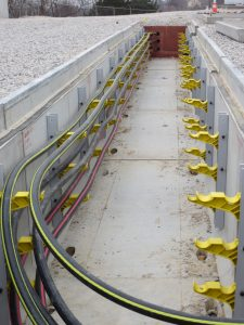 Cable Trench