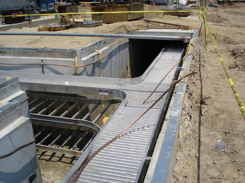 HS20 Road Crossing Trench - Trenwa